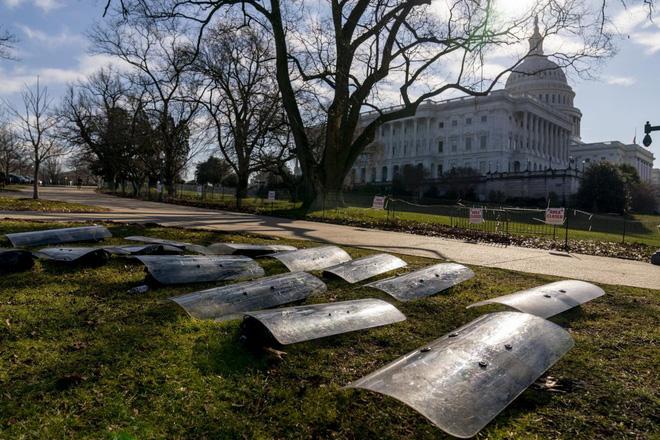Diễn tập lễ nhậm chức của ông Biden bị hoãn, Washington chuẩn bị cho điều tồi tệ nhất - Ảnh 2.