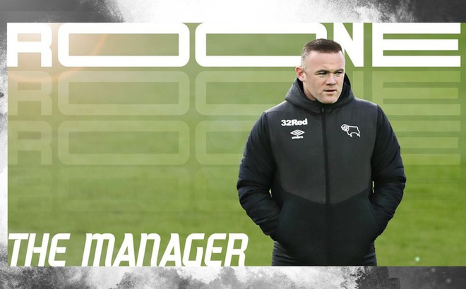Wayne Rooney bất ngờ treo giày, chính thức làm HLV