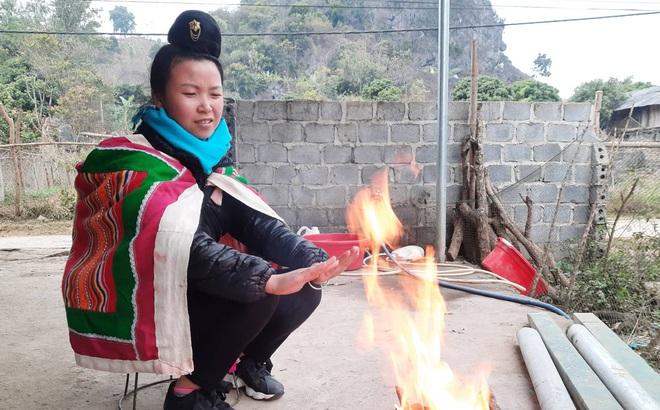 Sơn La: Người dân vùng cao gồng mình chống giá lạnh