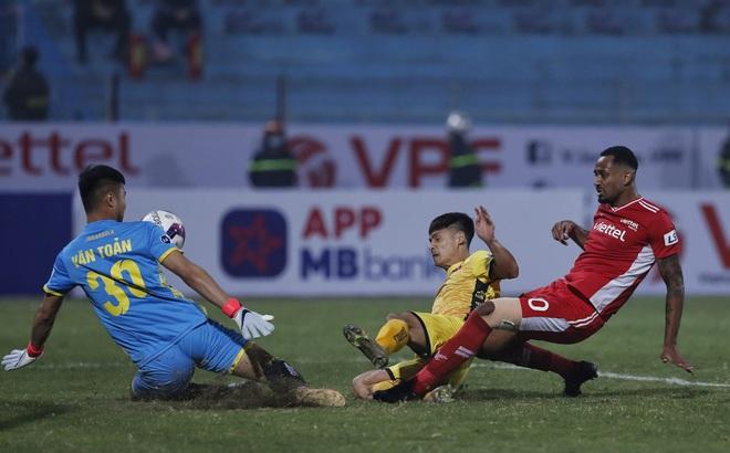 KẾT THÚC Viettel 0-1 Hải Phòng: V.League đón thêm cú sốc lớn, nhà ĐKVĐ theo chân Á quân & trắng tay rời sân
