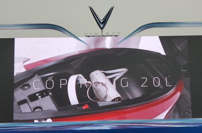 Chi tiết xe máy VinFast Feliz mở màn 2021 khiến Honda Vison, Yamaha Janus phải dè chừng - Ảnh 3.