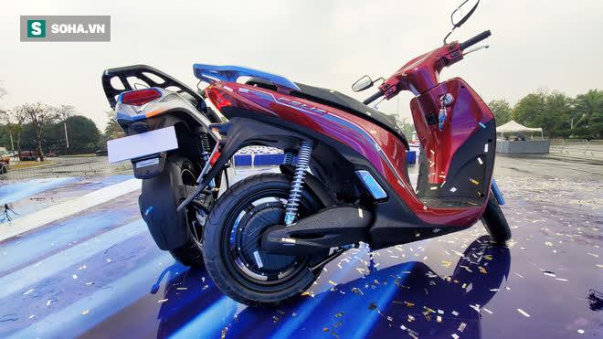 Chi tiết xe máy VinFast Feliz mở màn 2021 khiến Honda Vison, Yamaha Janus phải dè chừng - Ảnh 6.