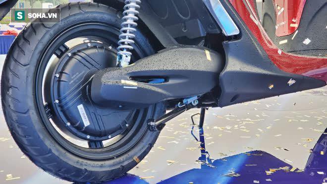 Chi tiết xe máy VinFast Feliz mở màn 2021 khiến Honda Vison, Yamaha Janus phải dè chừng - Ảnh 7.
