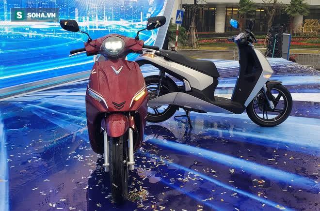 Chi tiết xe máy VinFast Feliz mở màn 2021 khiến Honda Vison, Yamaha Janus phải dè chừng - Ảnh 5.