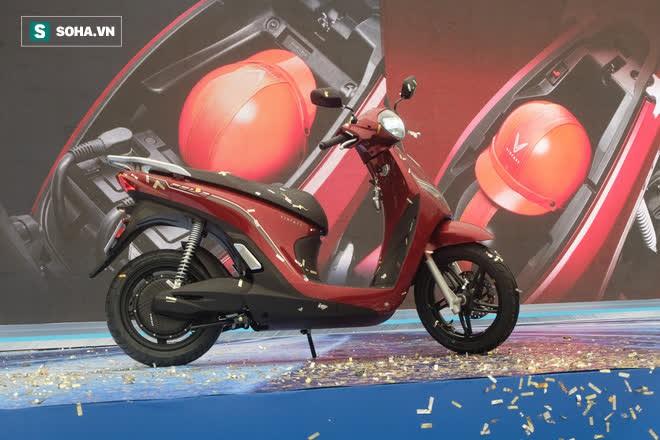 Chi tiết xe máy VinFast Feliz mở màn 2021 khiến Honda Vison, Yamaha Janus phải dè chừng - Ảnh 2.