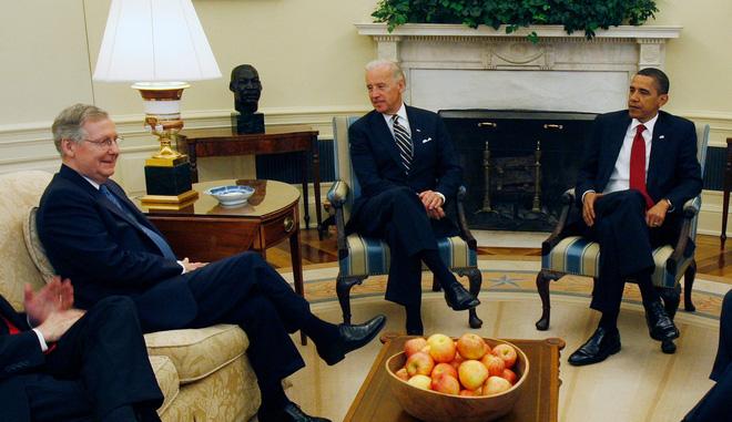 Mất lưỡng viện lẫn Nhà Trắng, đảng Cộng hòa còn 1 át chủ bài: Cơn ác mộng của Obama trở lại ám ảnh Biden - Ảnh 1.