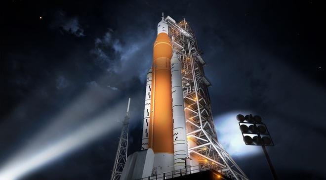 Động cơ quái vật của NASA trình làng thành công: Thế giới có tên lửa đẩy mạnh nhất hành tinh - Ảnh 2.