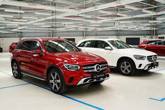 Người dùng phản ánh Mercedes-Benz GLC 300 cắt trang bị an toàn nhưng giá vẫn tăng 100 triệu đồng - Ảnh 5.