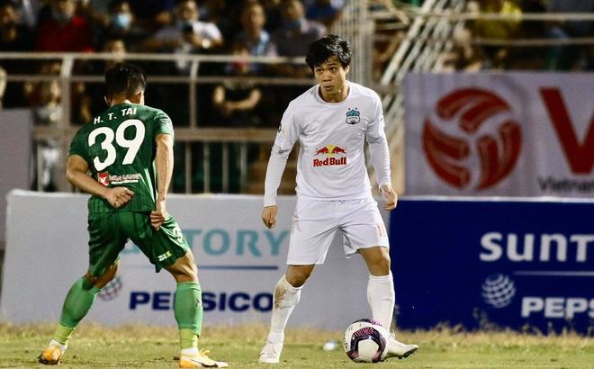 KẾT THÚC Sài Gòn FC 1-0 HAGL: HLV Kiatisuk nhận kết quả cay đắng trong ngày ra quân