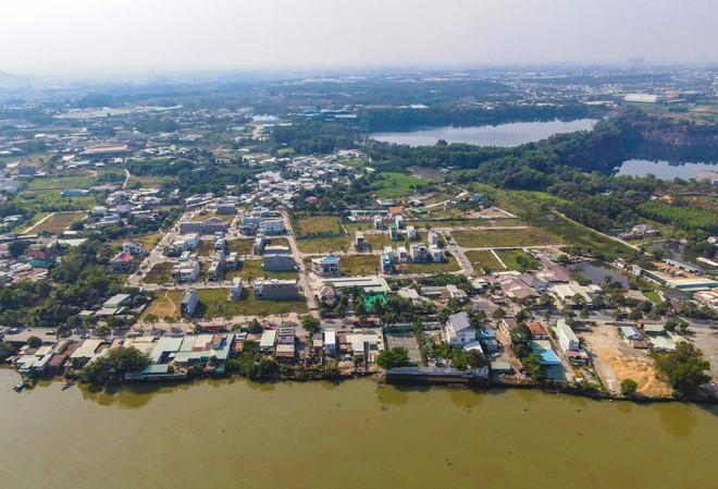 Gỡ chậm sổ hồng cho khu dân cư Tân Hạnh - Ảnh 1.