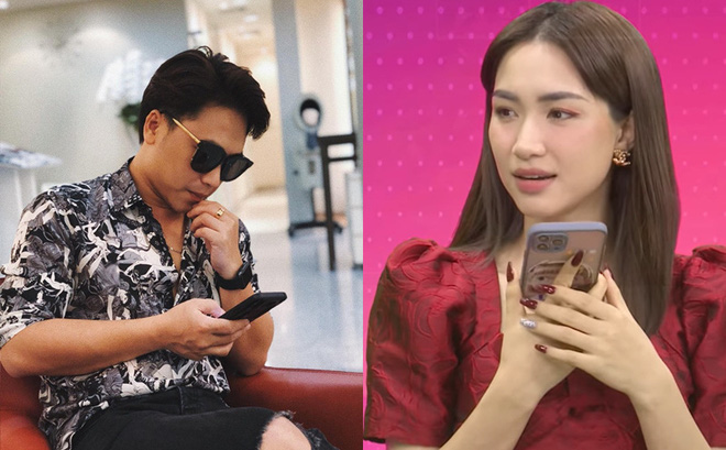 """Hòa Minzy gọi bạn trai là """"chồng"""", hoảng hốt vì để lộ chuyện mua thêm nhà trên truyền hình"""