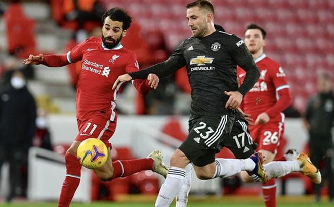 Chấm điểm cầu thủ MU: Luke Shaw, Wan-Bissaka bỏ Salah, Mane vào túi quần