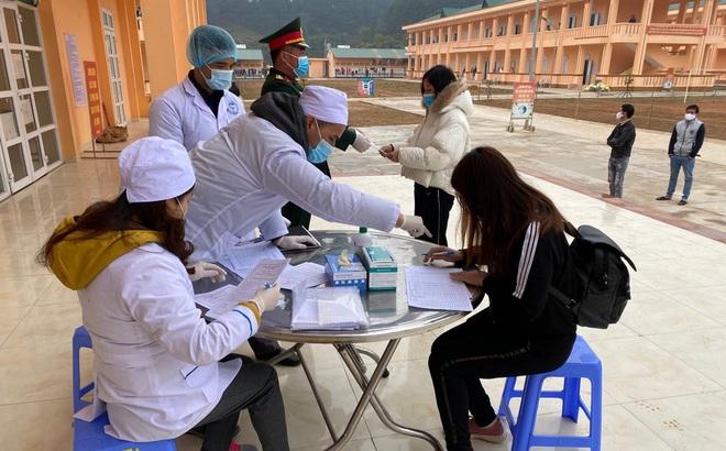 Lạng Sơn kích hoạt khu cách ly phòng chống dịch COVID-19