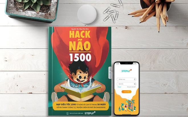Học tiếng Anh thông minh cùng sách Hack Não 1500