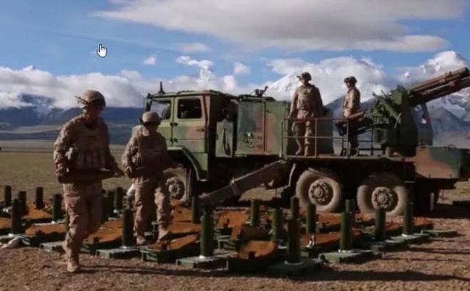 Trung Quốc trang bị mạnh cho binh sĩ đóng quân biên giới hẻo lánh giáp Ấn Độ