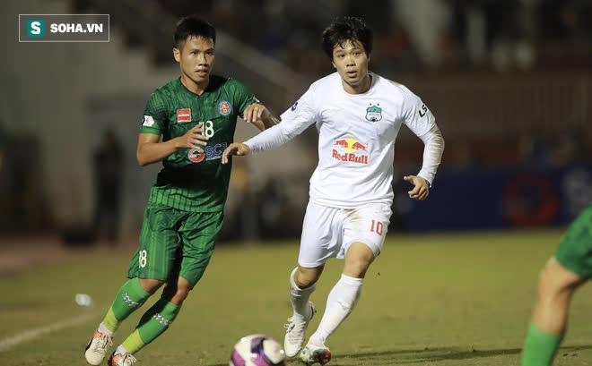 Đang ngập tràn lo lắng, HLV Park Hang-seo nhận được niềm an ủi lớn từ V.League