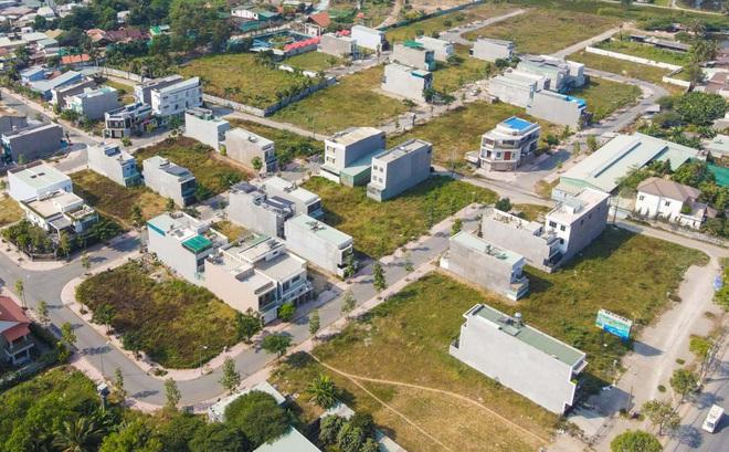 Gỡ chậm 'sổ hồng' cho khu dân cư Tân Hạnh