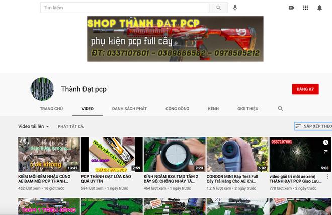 Hàng cấm tung hoành chợ mạng - Ảnh 1.