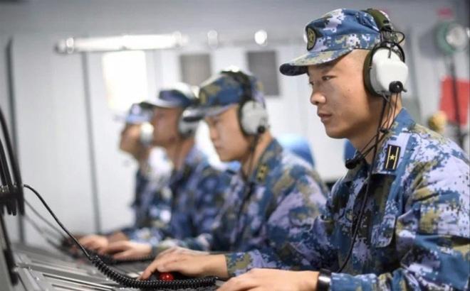 Lính Trung Quốc ở Biển Đông 'tăng cường học tiếng Anh'