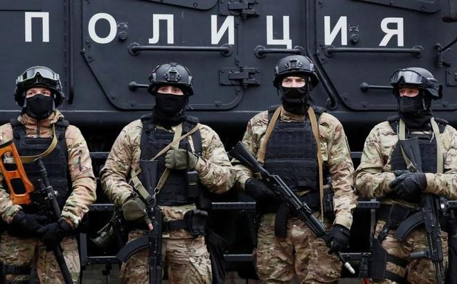 Những khẩu súng trường tốt nhất trong tay đặc nhiệm Spetsnaz của Nga