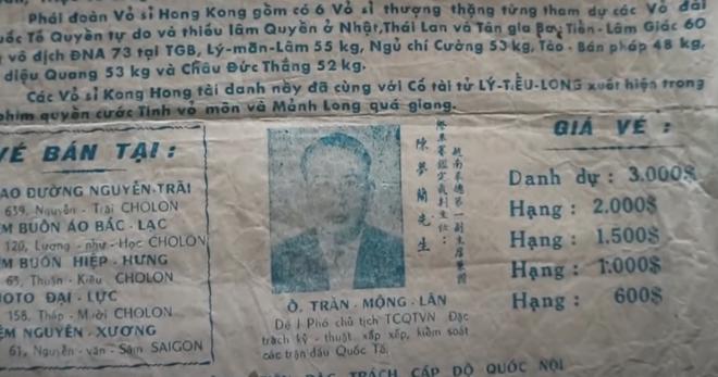 Dụng Phượng dực bạt phong, võ sĩ Việt hạ đo ván môn đồ Lý Tiểu Long bằng đòn chỏ xé gió - Ảnh 5.