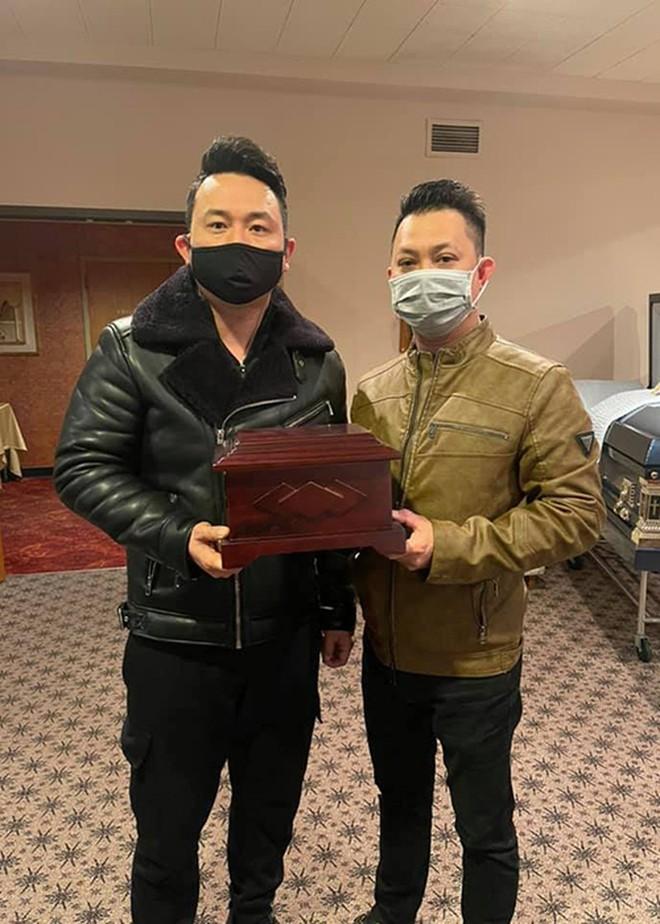 Từ Mỹ, Hàn Thái Tú: Chi phí tang lễ cho Vân Quang Long do anh em bạn bè thân lo - Ảnh 4.