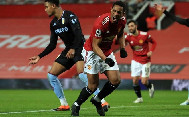 Giành 3 điểm đầy kịch tính, Man United bắt kịp Liverpool, mở toang cánh cửa vô địch