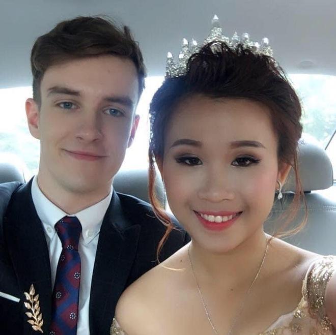 Kết hôn với chàng trai người Anh sau 14 ngày gặp mặt, cuộc sống của cô gái Việt ở trời Tây khiến tất cả bất ngờ - Ảnh 3.