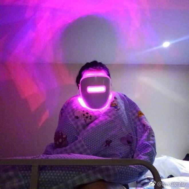 Những màn đắp mặt nạ siêu phẩm của chị em khiến người nhìn hú hồn: Ai yếu tim chắc chết - Ảnh 3.