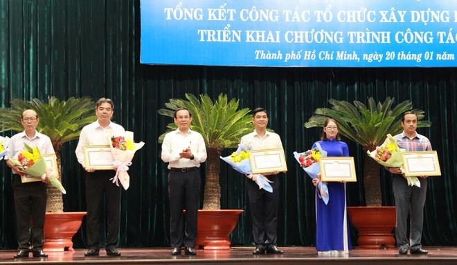 Bí thư Nguyễn Văn Nên: Công tác đánh giá cán bộ là đặc biệt quan trọng  - Ảnh 1.