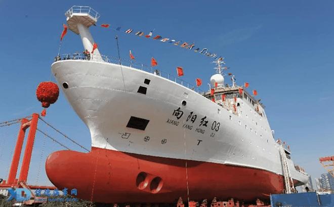 Hành tung bí ẩn của tàu khảo sát Trung Quốc ở Biển Đông và Ấn Độ Dương