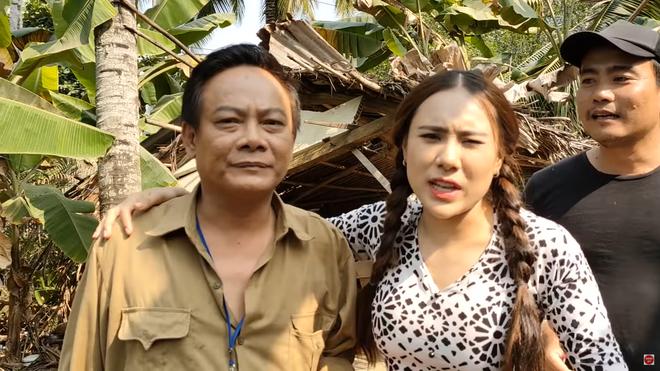 Phim trường gặp sự cố, Hồ Bích Trâm tố nghệ sĩ Tấn Hoàng chỉ lo quay Youtube câu view - Ảnh 4.