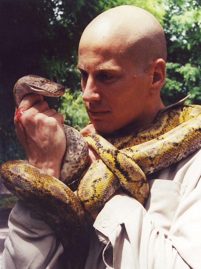 Phát hiện mới về sự tiến hóa của loài rắn: Cơ chế nam châm giúp chúng kháng lại nọc độc kẻ thù - Ảnh 1.
