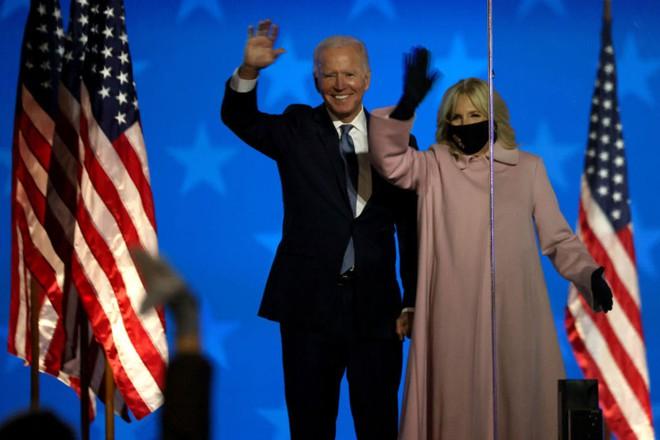 Phong cách thời trang tinh tế của Đệ nhất phu nhân Mỹ Jill Biden truyền tải thông điệp gì? - Ảnh 8.