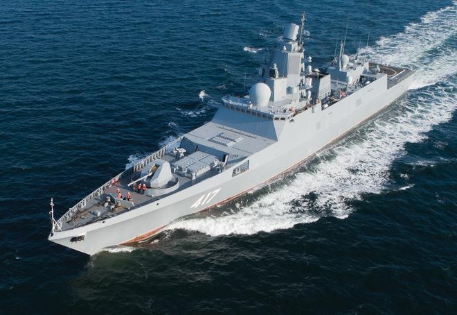Đổi 5 khinh hạm lấy 1 tuần dương hạm: Phép tính khó hiểu của Nga? - ảnh 2