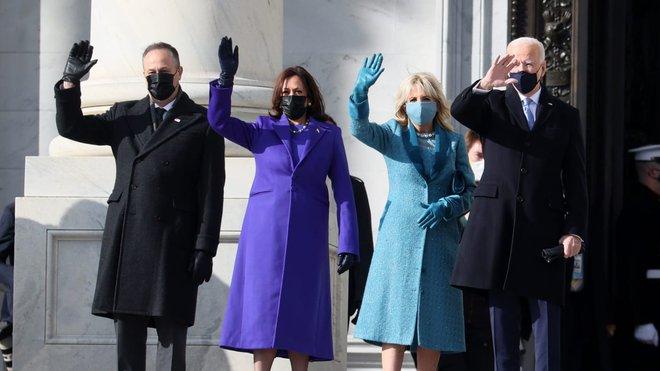 Phong cách thời trang tinh tế của Đệ nhất phu nhân Mỹ Jill Biden truyền tải thông điệp gì? - Ảnh 9.
