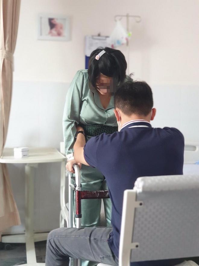 Vụ sản phụ bị liệt nửa người ở Bệnh viện Phụ sản MêKông: Sở Y tế TP.HCM đang xác minh - Ảnh 3.