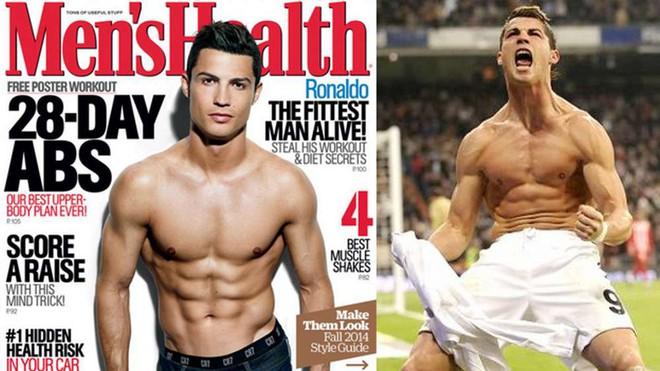 Cristiano Ronaldo có tuổi sinh lý trẻ hơn 10 năm so với tuổi đời: Nhờ ăn, ngủ, tập thể dục - Ảnh 6.