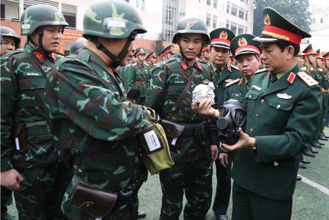 Tướng Phan Văn Giang giao nhiệm vụ đặc biệt cho Lữ đoàn cận vệ thép - Ảnh 5.