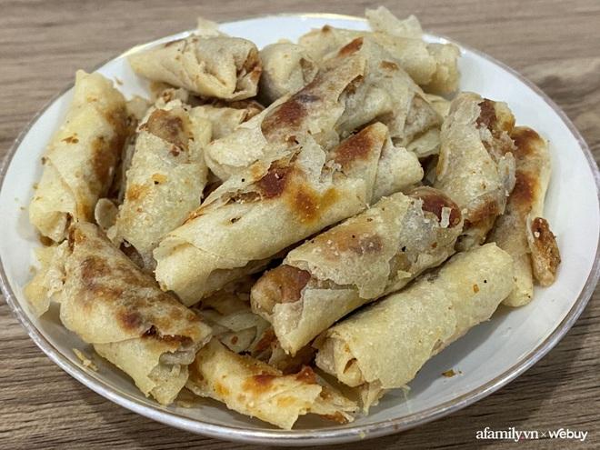 Bỏ 99k mua thử chả giò sấy tí hon: Ăn liền không cần nấu, ngon thật nhưng ăn với cơm cứ sai sai - ảnh 7