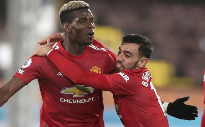 Ngược dòng bằng siêu phẩm, Man United đòi lại ngôi đầu Premier League từ tay kẻ thách thức