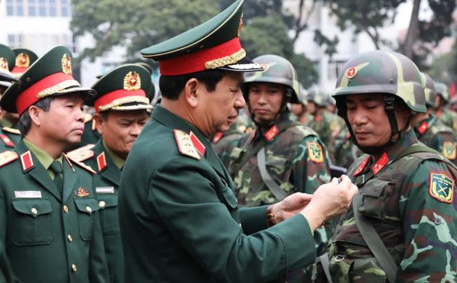 Tướng Phan Văn Giang giao nhiệm vụ đặc biệt cho Lữ đoàn cận vệ thép