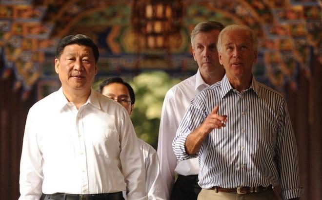 """Ông Biden kể về """"điều bí mật"""" từng nói với ông Tập trong chuyến công du cách đây 10 năm"""