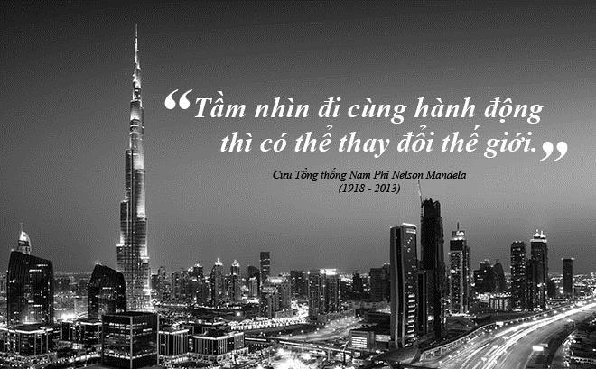 Dubai – Tầm nhìn thay đổi quốc gia