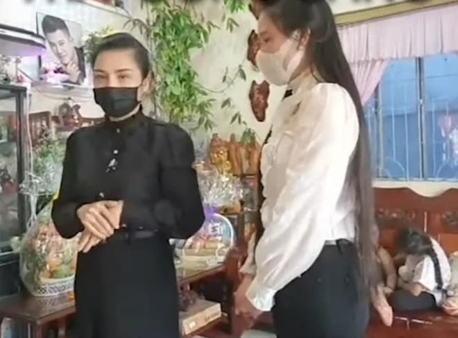 Linh Lan khóc lóc xin lỗi, mẹ Vân Quang Long phủi tay bỏ đi, vợ cũ ứng xử bất ngờ - Ảnh 5.
