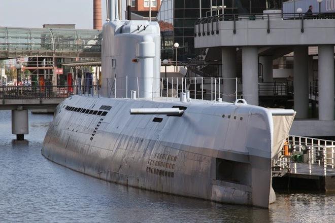 Chiếc tàu ngầm bí ẩn vớt lên từ vịnh Phần Lan mở đường cho cơn ác mộng đến với Mỹ-NATO? - Ảnh 2.