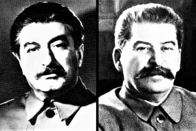 """Bí mật về một """"kép"""" đóng thế Stalin - ảnh 1"""