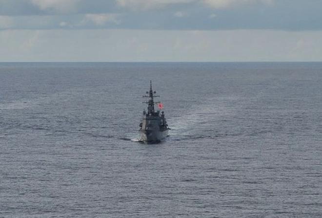Biển Đông: Nhật Bản gia tăng sức ép lên Trung Quốc - ảnh 2