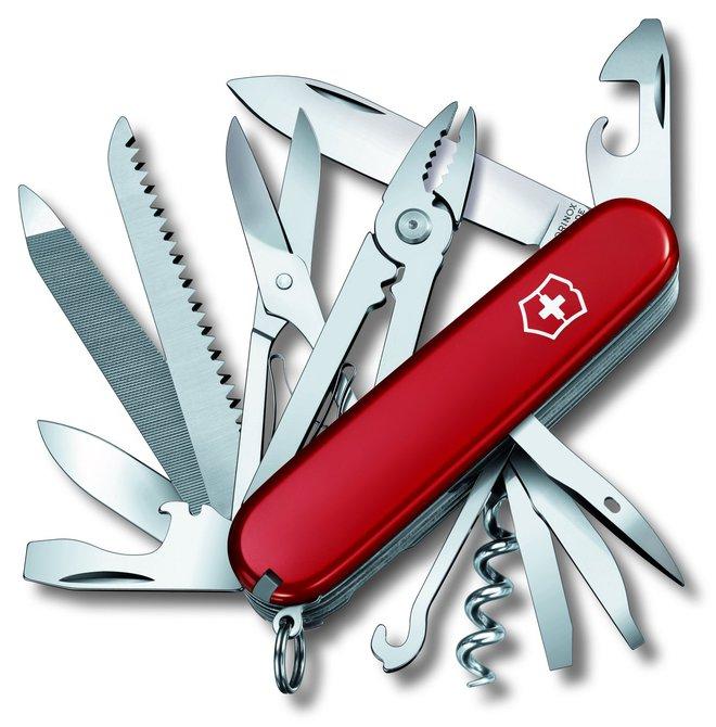 Video: Cận cảnh quy trình khắc nghiệt để tạo ra con dao được săn lùng nhiều nhất thế giới - Ảnh 1.