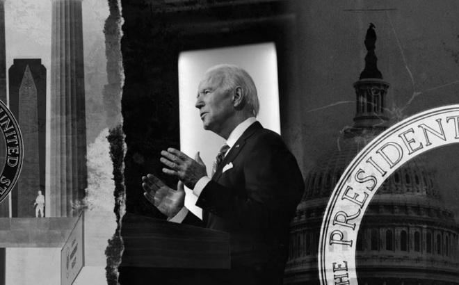 Đưa Mỹ sang trang mới khỏi kỷ nguyên Trump: Nhiệm vụ khó khăn của ông Biden